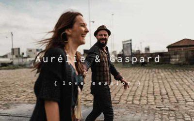 Aurélie & Gaspard