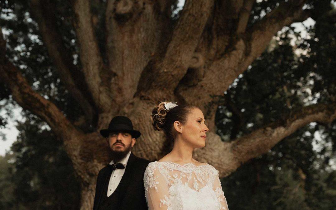 Sandrine et John – Un mariage folk en Bourgogne-Franche-Comté